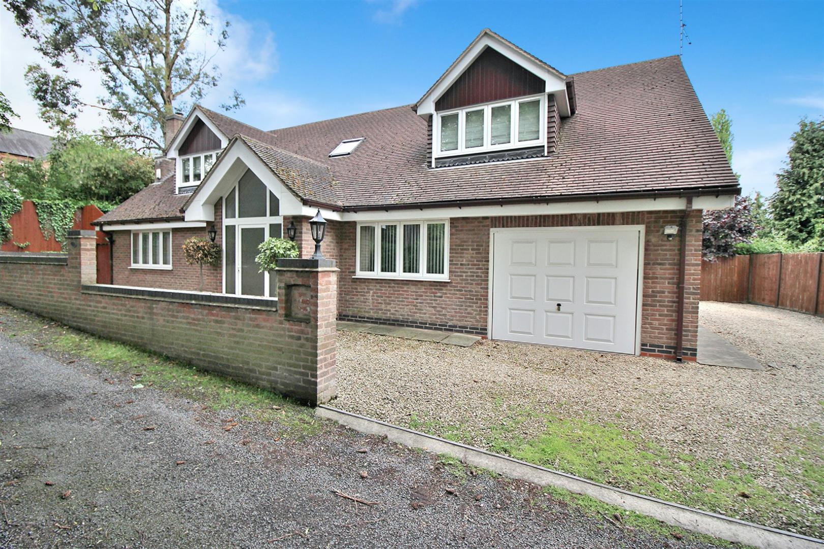 4 Bedrooms Detached House for sale in Bridle Road, Bramcote